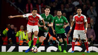 Easy for Arsenal as Wexit negotiations stall