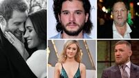 Celebrity year in review: Sex abuse claims abound in year of break-ups, babies, gossips and gaffes