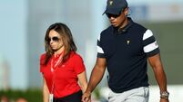 Testing times on sideline for Tiger Woods at Presidents Cup