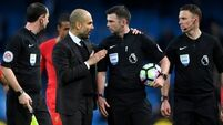From Dyche to pies to the Premier League ref who knows his stuff