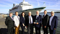 Port of Cork's Captain Michael McCarthy named October 'Cork Person of the Month'