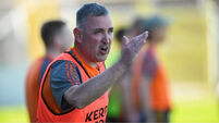 Kerry pressure lifted ahead of Lakes visit