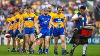 Clare draw the short straw in both codes