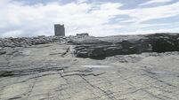 Watch: The earth-shattering island of myth off the coast of Clare
