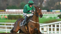 Footpad set to step out in style at Leopardstown