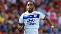 Alexandre Lacazette File Photo