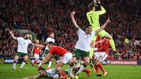 Mournful lament from Welsh choir as Ireland hit high note