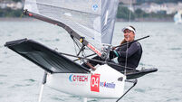 Annalise Murphy aiming to repeat 2015 Moth gold victory