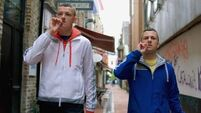 The Young Offenders are inhaling the moment ahead of IFTA night