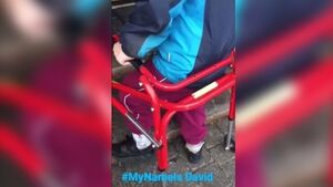 WATCH: Video of homeless boy, 9, with cerebral palsy goes viral