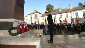 Varadkar remembers Enniskillen bomb victims