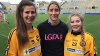 Gaelic4Teens hugely important in keeping teenage girls involved in football, says Cora Staunton