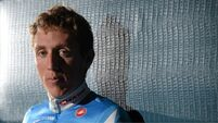 Dan Martin gives his all to grab third spot
