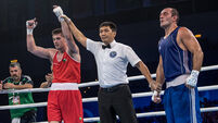 AIBA World Boxing Championships - Last 16