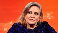 Carrie Fisher ill before TV appearance, says Graham Norton