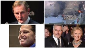 MORNING BULLETIN: Enda Kenny risks 'tearing party apart'