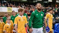 Captain Meyler earns just reward for persistence