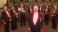 Military top brass: Meet the conductor of the army's Southern Brigade band