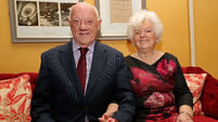 'Listening is key' to 65 years of happy marriage