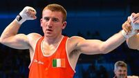 I'm going into the deep end, declares fearless Paddy Barnes