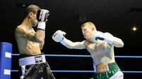Noel Murphy plans title shot after first home pro win