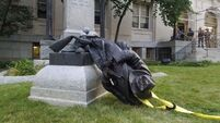 Calls to pull down 'offensive' statues should be met with stony silence
