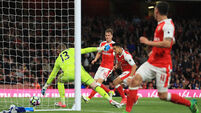 Alexis Sanchez keeps Arsenal top four hopes alive