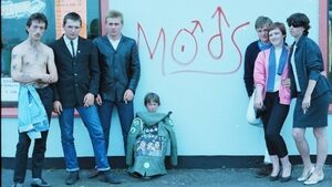 We are the mods: New exhibition shows Irish youth sub-cultures in 1980s