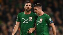 Ciaran Clark cementing Ireland partnership with Shane Duffy