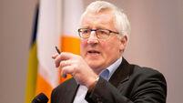 Pat Spillane red-cards boundary extension of Cork City