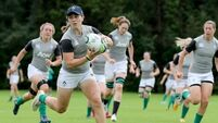 Irish search for consolation win against Wales