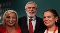 Mary Lou McDonald the heir apparent as Sinn Féin President