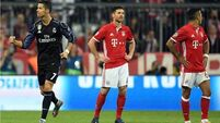 Ronaldo leads Real Madrid rally past 10-man Bayern Munich