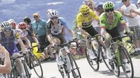 Determined Dan Martin not giving up on Tour de France dream