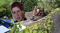 Gardaí call off area search for Trevor Deely's remains