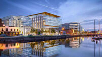 €90m office block Navigation Square clears objections in Cork