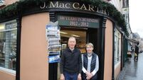Cork newsagents MacCarthy's shuts up shop after 105 years