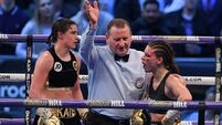 Katie Taylor prompts battle for TV rights