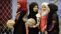 Sport proves more than a pastime for Syrian refugees