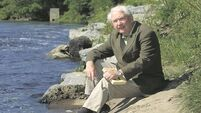 Frank McCourt's dying wish fulfilled as ashes scattered in Limerick