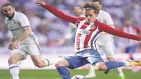Antoine Griezmann will stay at Atletico, says teammate Luis