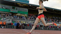 Athletics: Ciara Mageean left frustrated in Athlone after fifth place finish