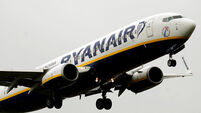Ryanair growth
