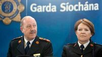 Former commissioner Martin Callinan had multiple meetings at Garda HQ as scandals were emerging