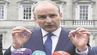 Micheál Martin: Ensure media is free from 'overbearing influences'