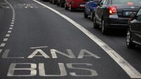 Controversial bus lane retained for route revamp