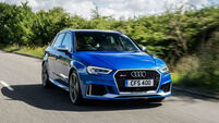 Audi RS3 edges closer to supercar territory