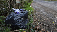 Big increase in illegal dumping complaints