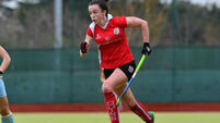 Determined Rebecca Barry focused on cup mission with Cork Harlequins