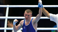 Paddy Barnes determined to make short work of Garzon in Belfast